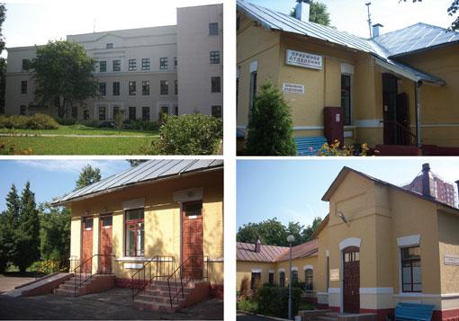 Калининград. ул. клиническая больница
