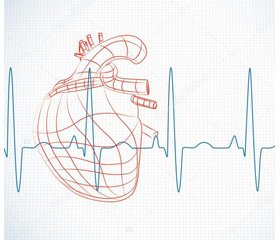 Characteristics of the heart rhythm in children with gastroesophageal reflux disease