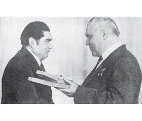 Александр Алексеевич Шалимов —  хирург, ученый, учитель…