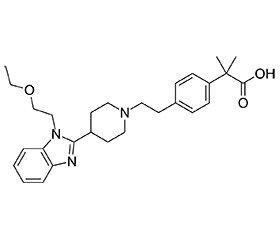 Новий оригінальний антигістамінний препарат біластин у лікуванні алергічного риніту