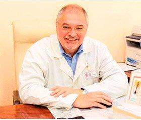 Юрій Сіренко —  сучасний науковець та лікар