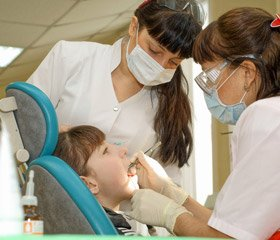 Positive aspects of dental unit restoration at the outpatient department of City Children''s Hospital