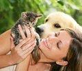 Гиперчувствительность к аллергенам домашних животных