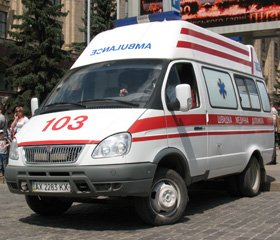 Чемпионат бригад скорой помощи  завершился победой киевлян