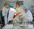 Особенности оказания специализированной хирургической помощи при торакоабдоминальных огнестрельных ранениях