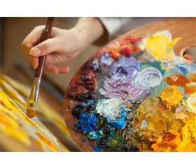Art-therapy in complex treatment of patients with chronic neuropsychiatric disorders