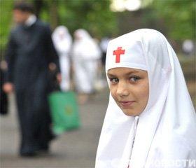 Сестри милосердя вчора, нині і завтра