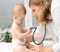 Особенности реабилитации детей раннего возраста с выраженной задержкой нервно-психического развития, воспитывающихся в доме ребенка