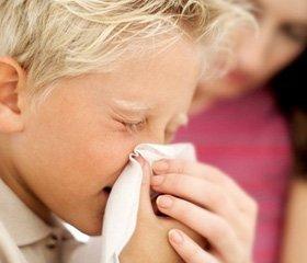Муколитическая терапия  при респираторных заболеваниях у детей