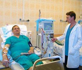 Использование гемодиализа, плазмафереза и новых способов детоксикации в лечении билиарного сепсиса (научный обзор)