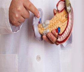 Гістометричні особливості ендокринних острівців підшлункової залози при хронічному панкреатиті