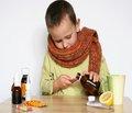 Лечение непродуктивного кашля при ОРВИ у детей