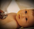 Особливості серцевої діяльності  у здорових дітей першого року життя