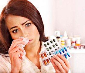 Нежелательные лекарственные реакции и взаимодействия при антибиотикотерапии: аллергические реакции