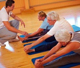 Лікувальна фізкультура як елемент здорового способу життя