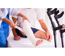 On the possibility of increasing the efficiency of rehabilitation of patients with limb fractures (individual rehabilitation program)