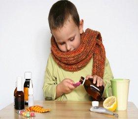 Противокашлевая терапия при острых респираторных заболеваниях у детей