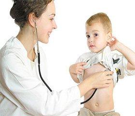 Часто болеющие дети и тактика педиатра