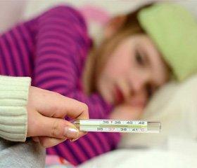 Лихорадки у детей: тактика педиатра