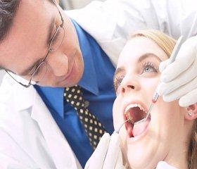 Кариес зубов, хронический генерализованный пародонтит и дефицит эстрогенов и электролитов у женщин