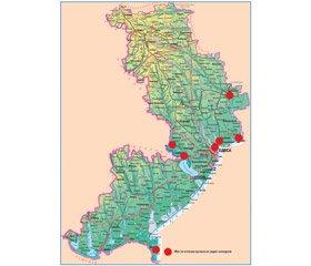 Анализ видового состава кровососущих комаров Одесской области