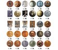 Child's health in the mirror of numismatics. Report 1. The history of pediatrics