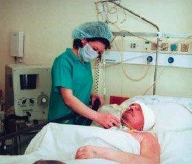 Особенности иммунного статуса у пострадавших с черепно-мозговой травмой при травматической болезни