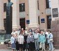 Встреча в alma mater через 55 лет!