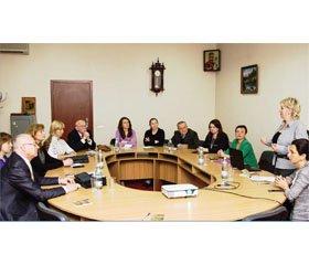Нарада завідувачів кафедр ікурсів ендокринології вищих державних медичних навчальних закладів України