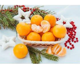 Вы задумывались, почему во всех странах едят мандарины и апельсины на Новый год?