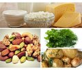 Полезные продукты при судорогах в ногах