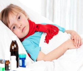 Выбор оптимального средства для местного лечения фарингита у детей