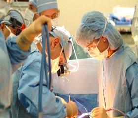 Хирургическое лечение кистозных опухолей поджелудочной железы