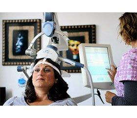Лікування мігрені з аурою методом транскраніальної магнітної стимуляції