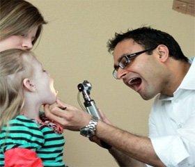 Маски инородного тела дыхательных путей в практике педиатра