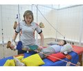 The use of kinesitherapy in the rehabilitation of the children with infantile cerebral palsy