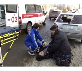 Analysis of Using Medical Diagnostic Technologies in Victims of Traffic Accidents in a City Hospital