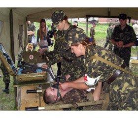 Мультимодальне знеболювання бойової травми