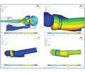 Сравнительный анализ напряжений в системе «кость — имплантат» при эндопротезировании головки лучевой кости разными конструкциями