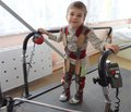 Лечебная иппотерапия в рефлекторно-нагрузочном костюме «Гравистат» как эффективная методология реабилитации детей с церебральным параличом