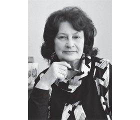 Dedicated to the Memory of Tamara Mykolayivna Pavlikovska