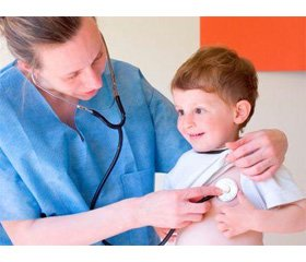 """Features of teaching students of the third course of theme are """"Еstimation of general condition of child. anthropometric researches. measuring and registration of body temperature. Work with new-born children."""" On cycle of """"nursing in paediatrics"""""""