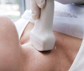 Ультразвукове дослідження щитоподібної залози та внутрішніх органів