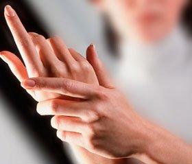 Хвороби, що можуть провокувати оніміння (частина перша)