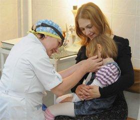 Ведення раннього післяопераційного періоду після тонзилотомії та тонзилектомії в дітей