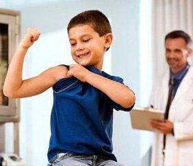 Вікові особливості імунної системи у дітей із дитячих будинків у стані клінічного здоров'я