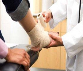 Гемодинамические нарушения примножественной высокоэнергетической травме нижних конечностей и их фармакологическая коррекция