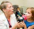 Выявление скрытой пищевой аллергии у детей, больных Бронхиальной астмой, с помощью констелляционного метода