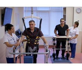 Питання ефективної ранньої реабілітації хворих із гострим ішемічним інсультом