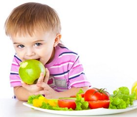 Effectiveness of probiotics treatment of toddlers with food allergy